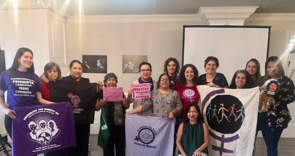 Uluslararası Feminist Örgütlenme Okulu İnşa Süreci Devam Ediyor!